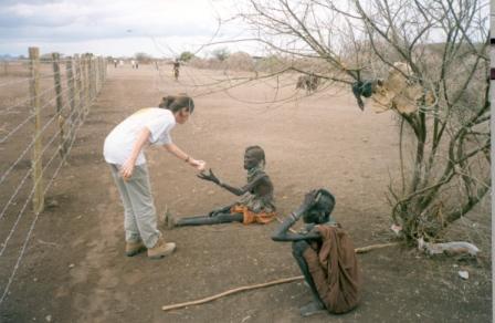 Kaikor, Turkana, Kenia, 1999