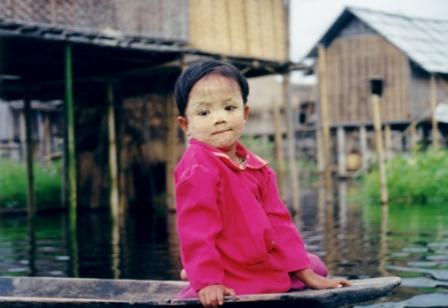 Inle Lake, Birmania