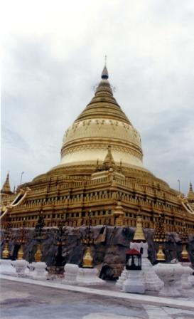 Pagan, Birmania