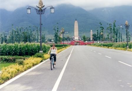 Yiang Shuo, China