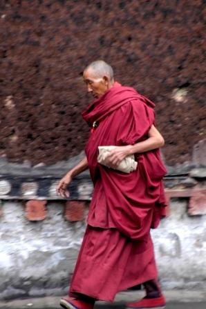 Tashinlupo Monastery