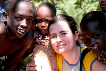 """Omorate, Ethiopia, 2005. """"Say cheeeeese!!"""""""