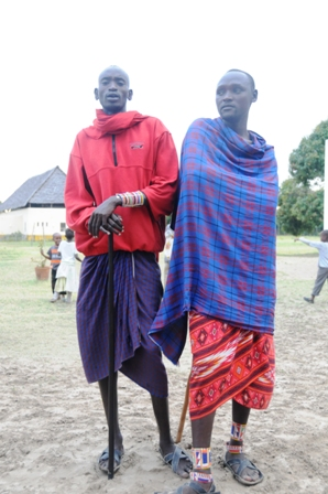 The massai watchment