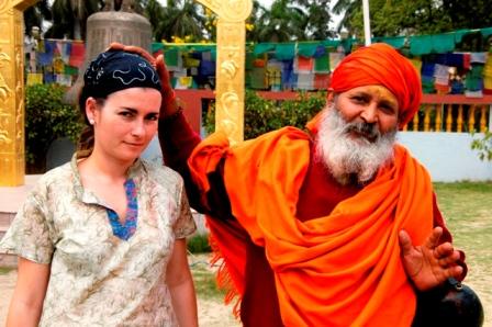 Varanassi, India, 2008. Possitive energy...